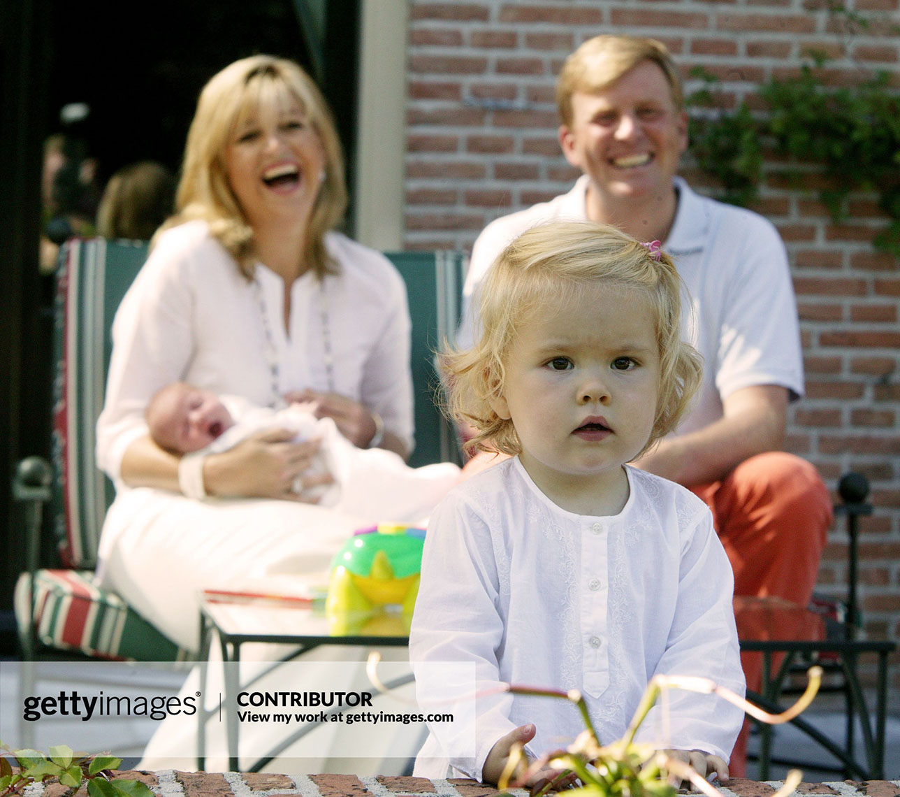 Maxima Alexia and Willem